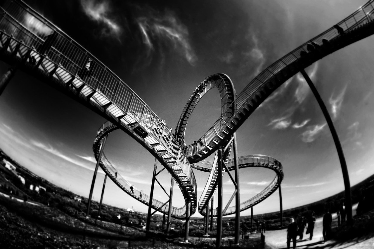 Top 10 Scariest Rollercoasters That Will Test Your Limits