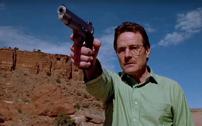 Top 10 Moments in Walter White's Transformation to Heisenberg