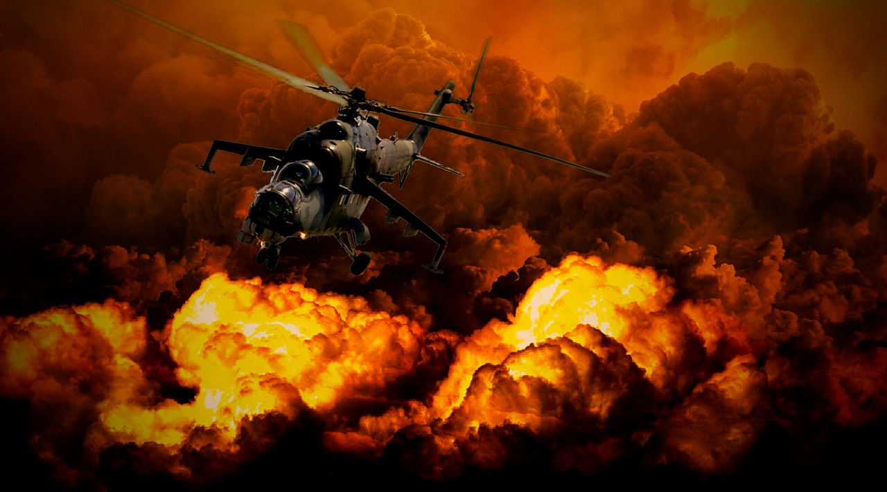 Top 10 The Biggest War And War-Related Disasters In the 20th Century