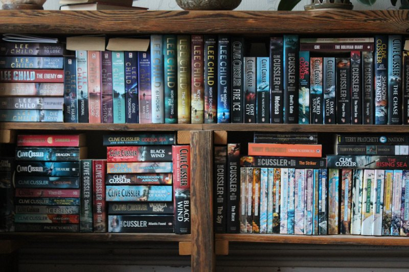 Top 10 Book Series You'll Want to Read Even if They're Too Long