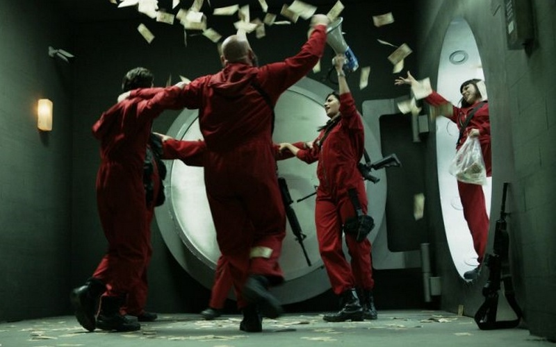 Top 10 Most Exciting Money Heist Season 5 Fan Theories